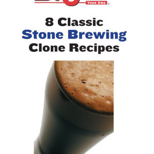 Stone Brewing Co. Clone Package