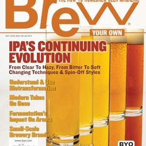 Brew Your Own Back Issues